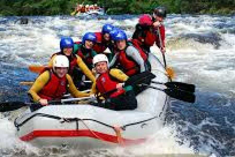 Medellin City Tours White Water Rafting From Medellin