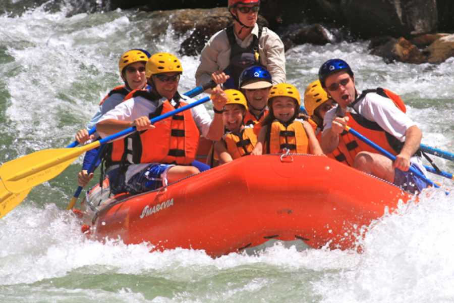 Medellin City Services White Water Rafting From Medellin