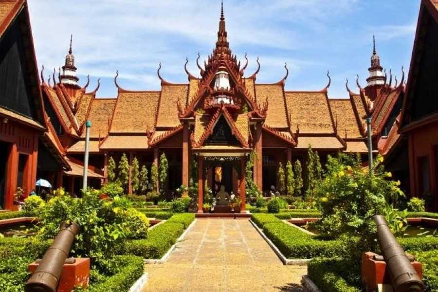 Walkbout International LLC Culture & History - Cambodia: Phnom Penh - The One (1) Day Capital City Tour