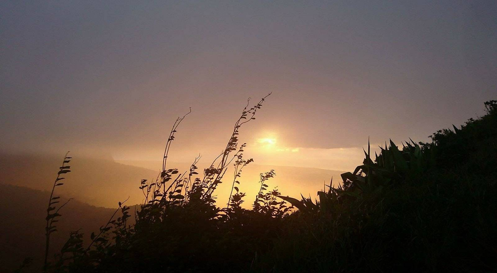 Le Pouce Sunset Hike, Le Pouce Sunset Hike
