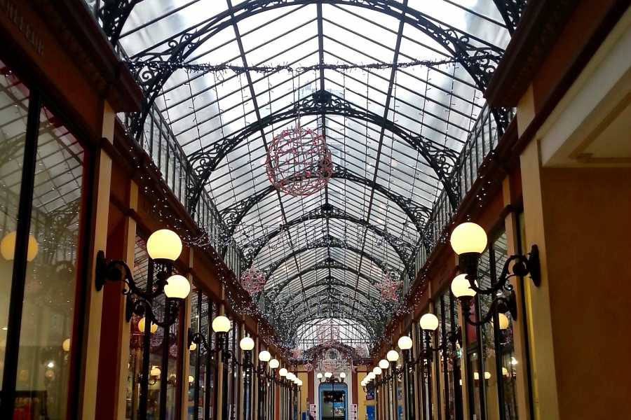 Memories France Christmas in Paris: Festive shopping past & present