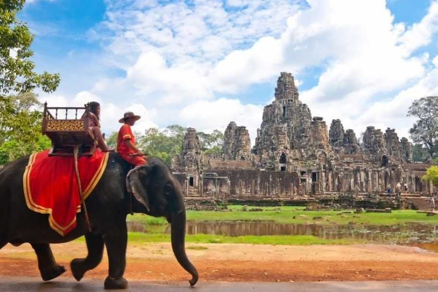 Walkbout International LLC Culture & History - Cambodia: SIEM REAP PACKAGE 1DAY TOUR