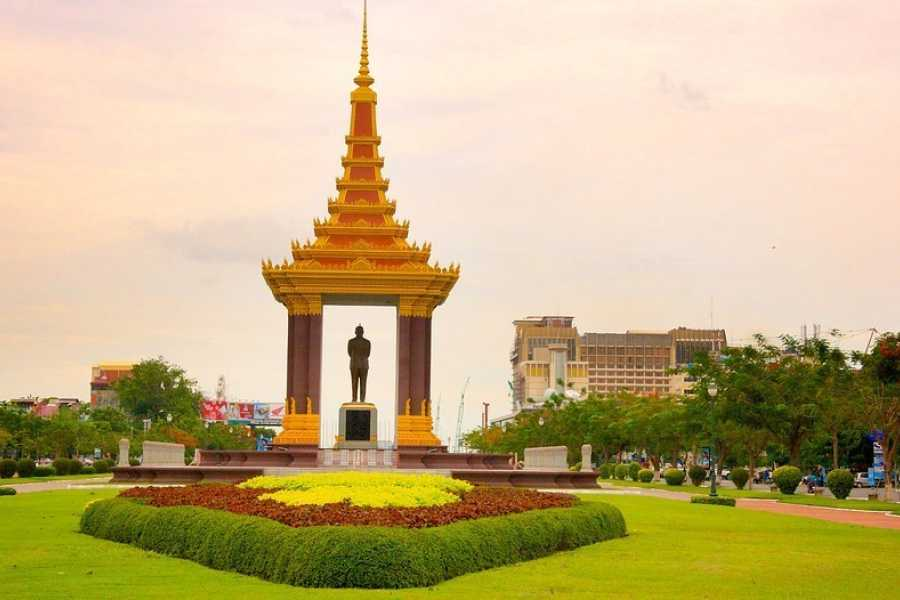 Walkbout International LLC Culture & History - Cambodia: PHNOM PENH 2DAY 1NIGHT