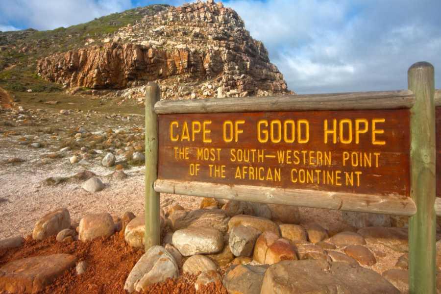 Graffiti Sotto la Lente Sud Africa - Golden Africa