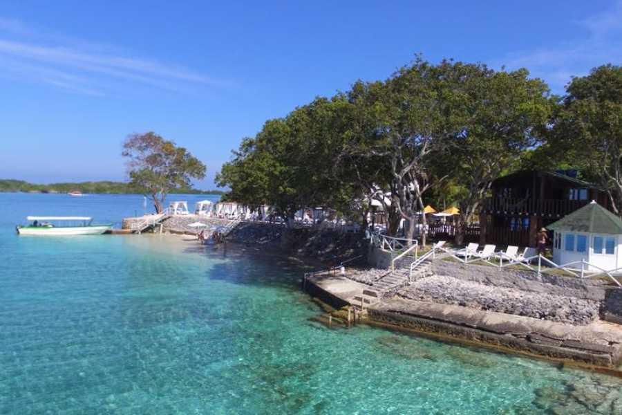 Backpackers Full Day Bora Bora