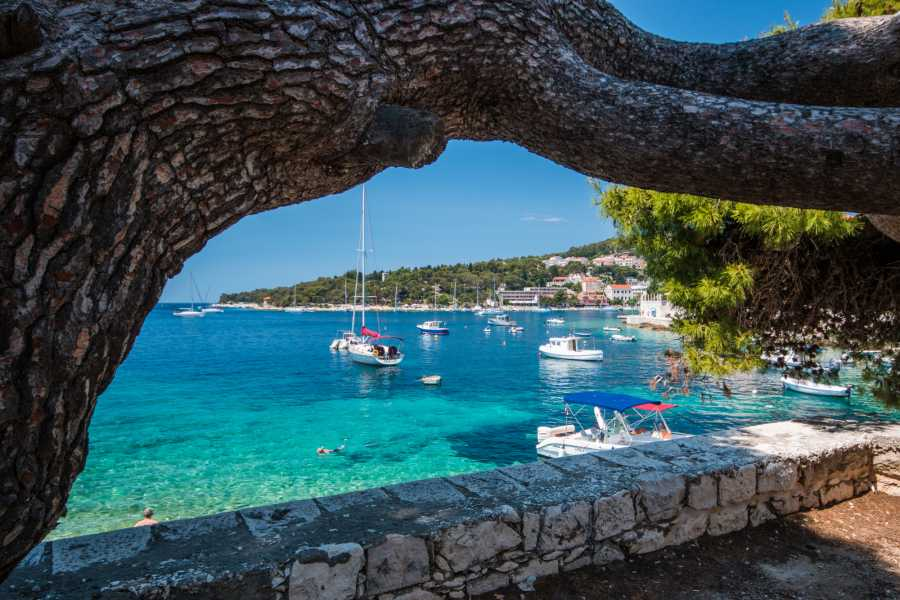 Nature Trips 2019 Croatia One way Deluxe Cruise Split - Dubrovnik
