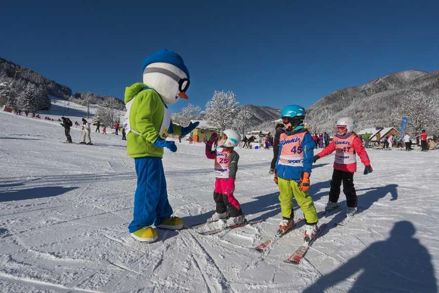 Intersport Bernik Paket smučarski vrtec + oprema za otroke do 6. leta
