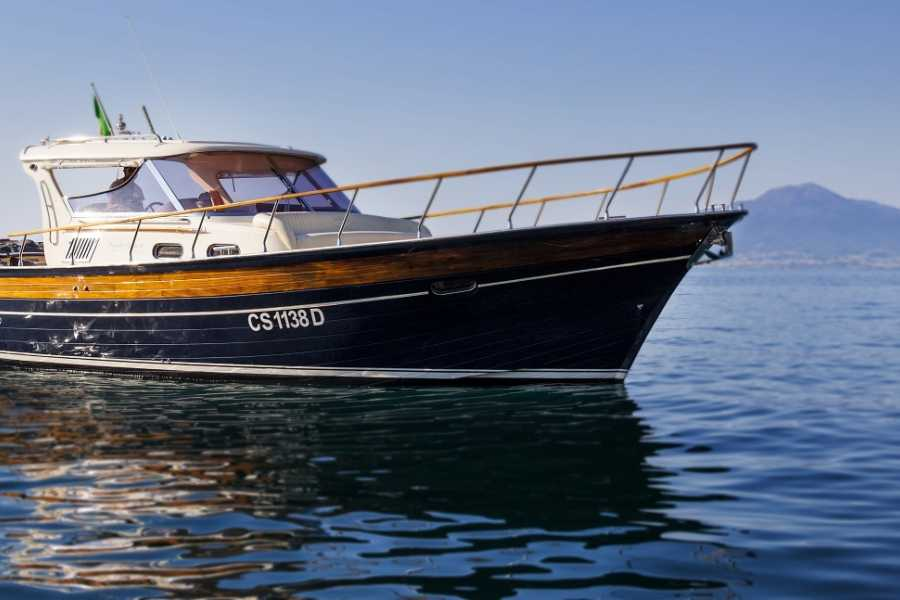 Di Nocera Service Private excursion by boat to Capri Island