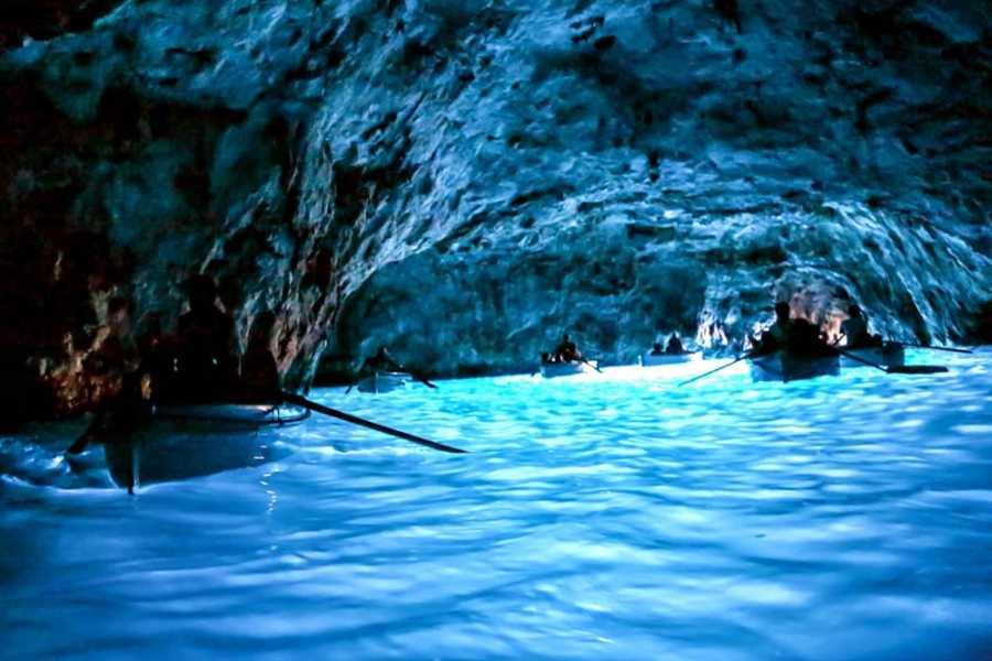 Di Nocera Service Private excursion by boat to Capri Island