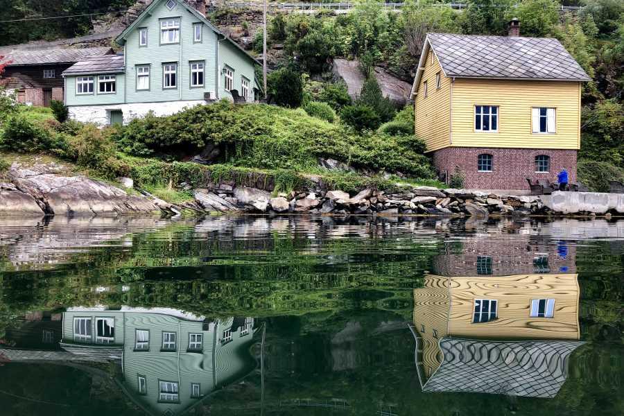 Stana Gard Fjord Norge og Trolltunga, via Hardangerfjorden i et nøtteskall & Rosendal