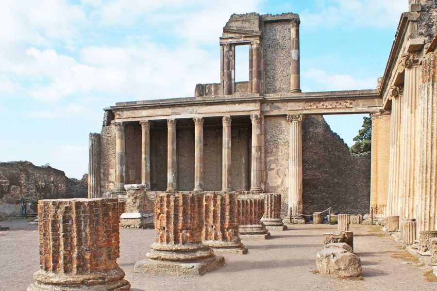 Di Nocera Service 2 Hrs professional and private guided tour in Pompeii