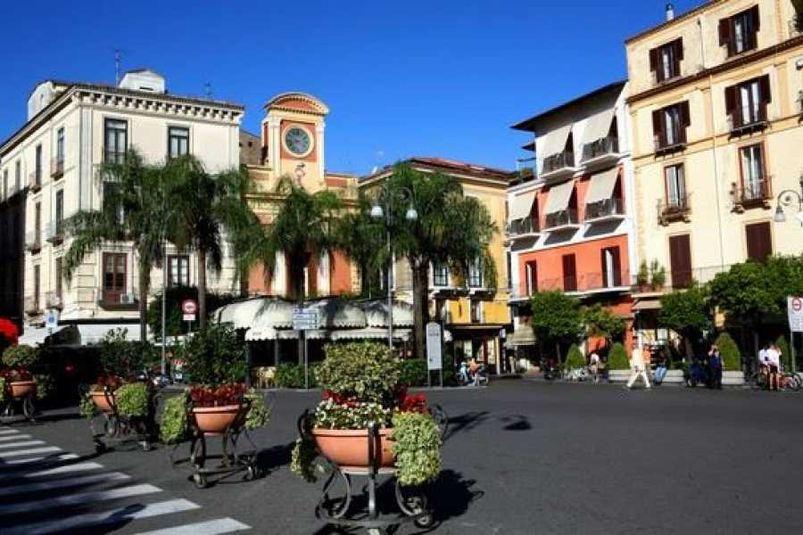Di Nocera Service Sorrento Half day Walking Tour with a guide