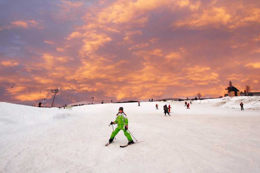 Aventour Skiing Tour in Bukovel