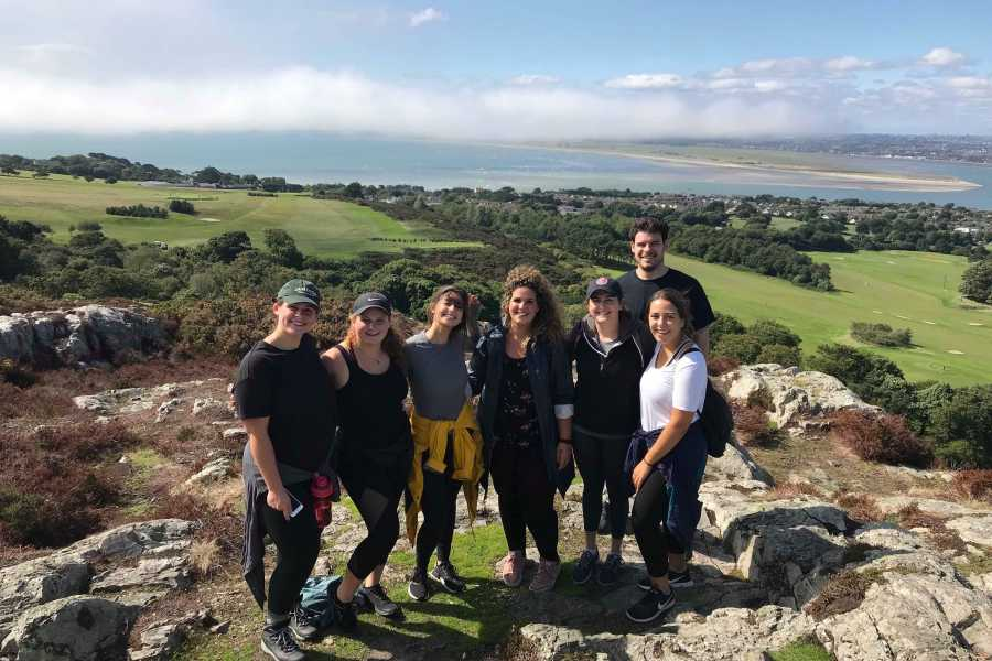 Shane's Howth Adventures 5. Student Groups