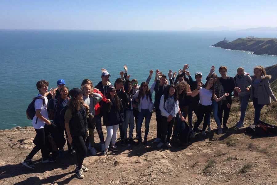 Shane's Howth Adventures Student Groups