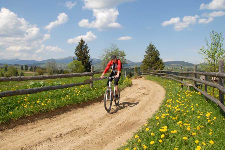 """Aventour Bike Tour Route 302 """"Malevo""""."""