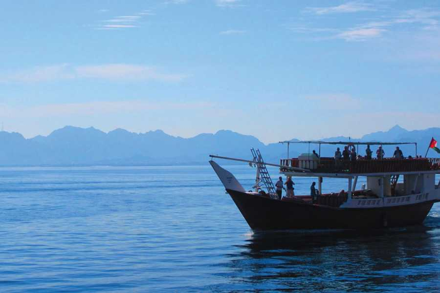 Absolute Adventure Private Dhow Cruise