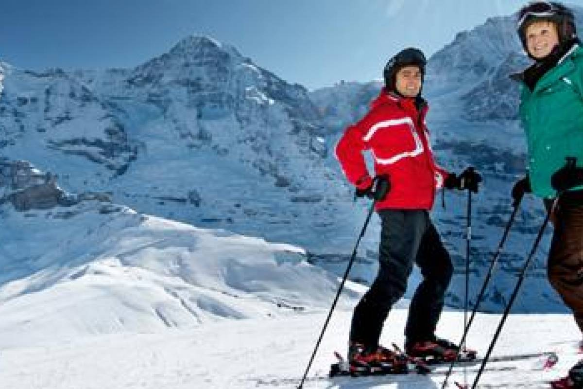 Outdoor Interlaken AG Découvrez la Jungfrau Winter