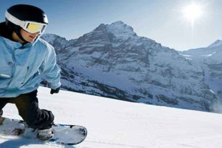 Outdoor Interlaken AG Die Jungfrauregion entdecken