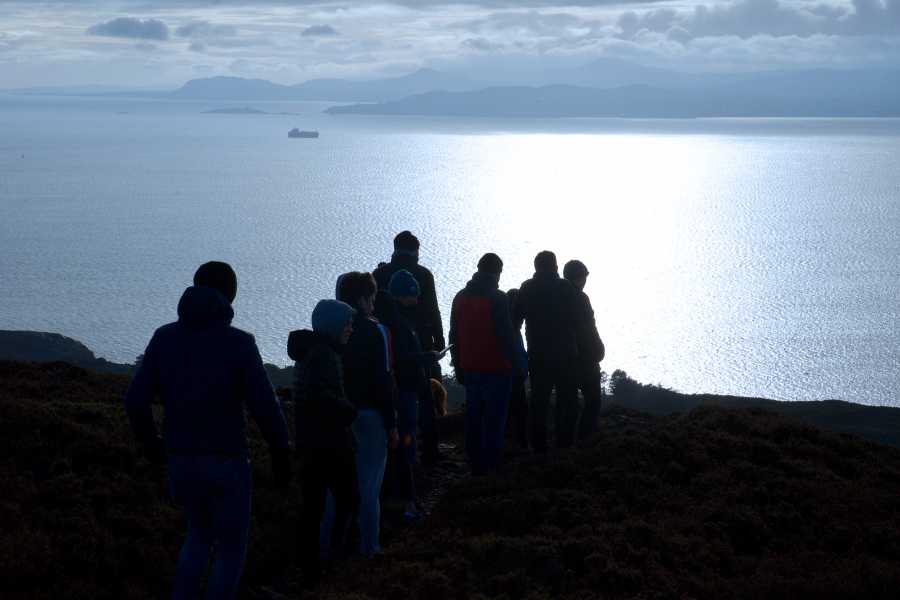 Shane's Howth Hikes 6. Christmas Parties