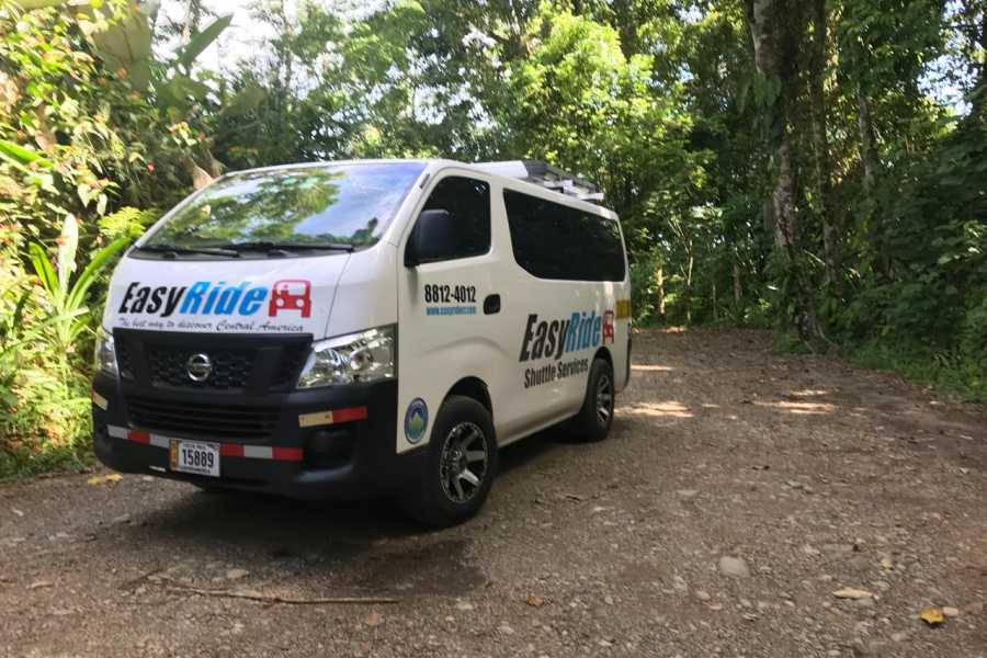 Uvita Information Center SHUTTLE SERVICE Airport- Uvita - Airport