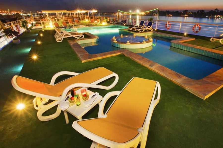 Journey To Egypt Al Hambra Nile Cruise | Egypt Cruise
