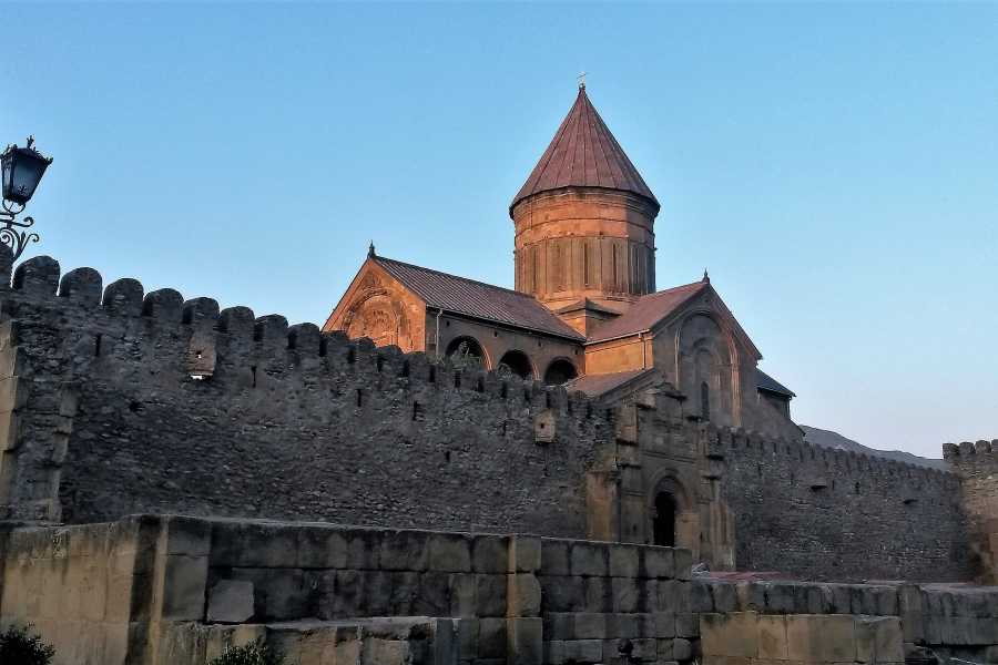 Walkbout International LLC Culture & History - Georgia: Cultural Heaven  8 days / 7 nights
