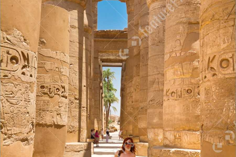 Excursies Egypte A private day trip to luxor with an Egyptologist (Hamam)