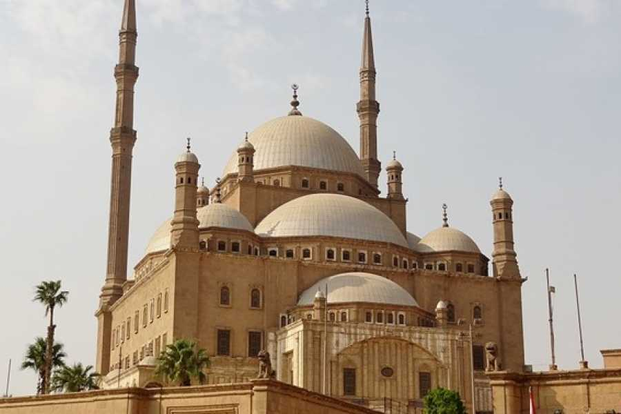 Excursies Egypte Day tour to the Egyptian Museum and Old Cairo