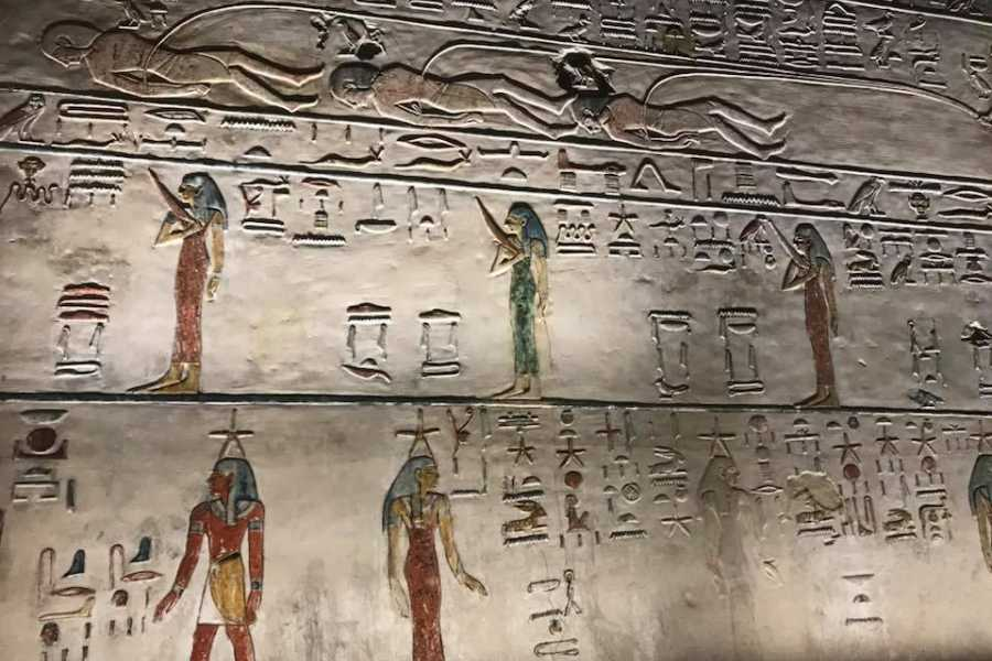 Excursies Egypte From Hurghda historical Day Trip to Valley of the Kings, Luxor