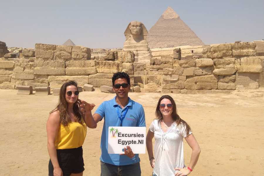 Excursies Egypte Hurghada: Private Full-Day Trip to Cairo by car