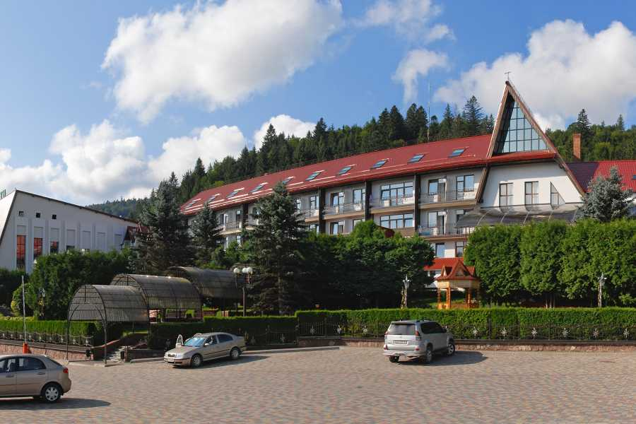"""Aventour Corporate Tour """"Relaxation in the Hutsul Style"""""""