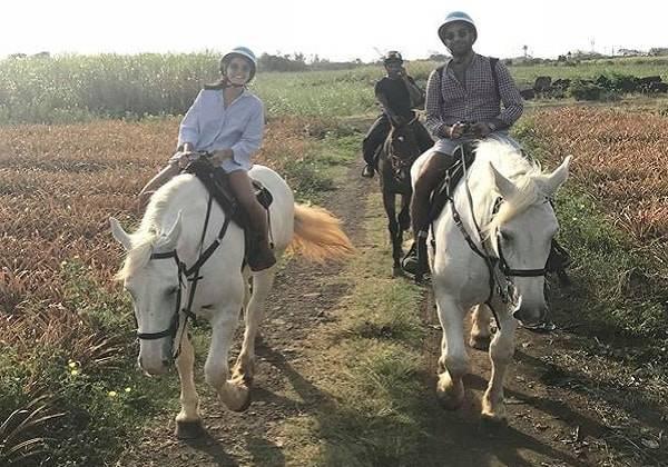 Horseback Ride in Mauritius