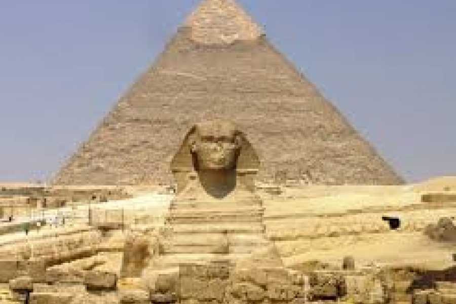 Excursies Egypte Half Day Private tour to Giza