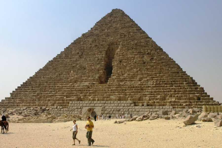 Excursies Egypte Giza Pyramids and Sphinx: Half-Day Private Tour