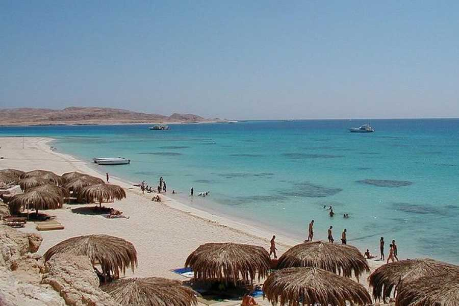 Marsa alam tours Paradise Island Snorkeling Trip from Makadi