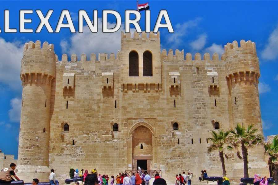 Excursies Egypte Tour to Alexandria from Cairo by Car