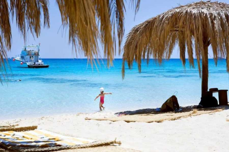 Marsa alam tours Snorkeling at Mahmya Island from Makadi