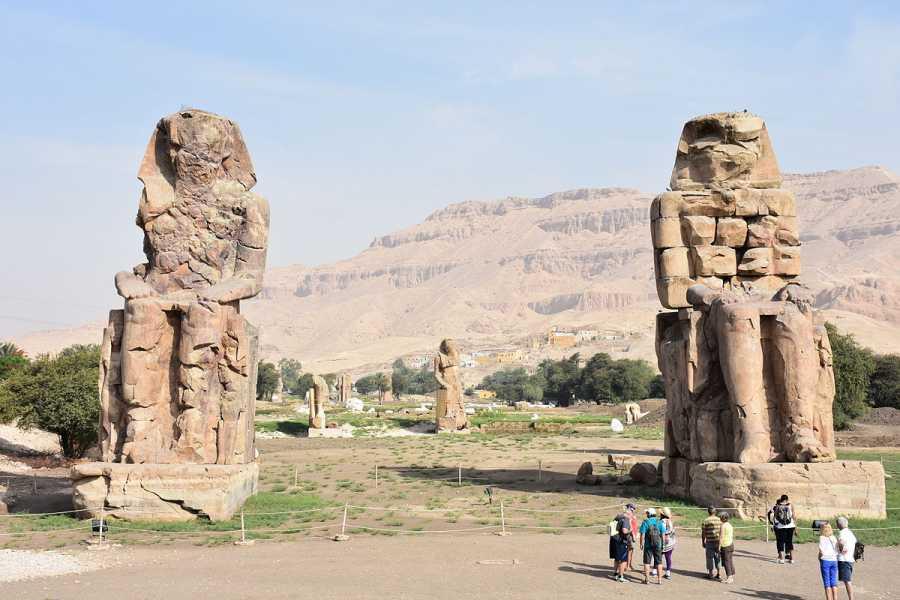 Marsa alam tours Luxor-Tagestour vom Safaga Hafen aus Safaga