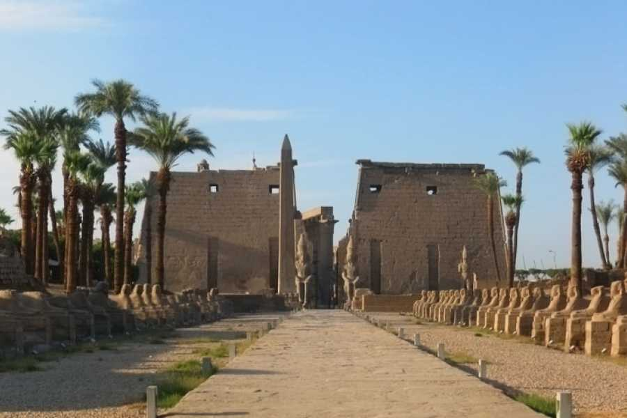 Marsa alam tours Private Nile Cruise Four days -Three Nights Tour from Hurghada