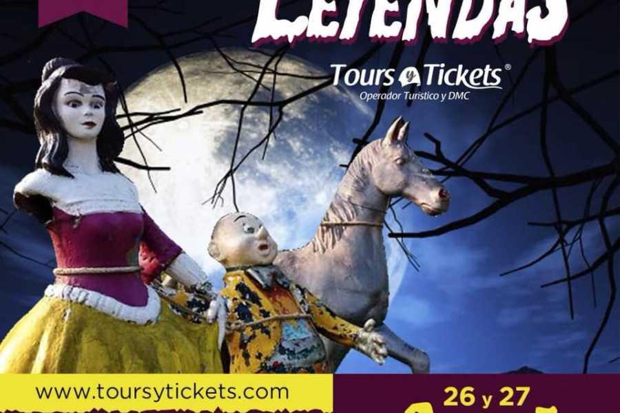 Tours y Tickets Operador Turístico TRANVIA DE LEYENDAS