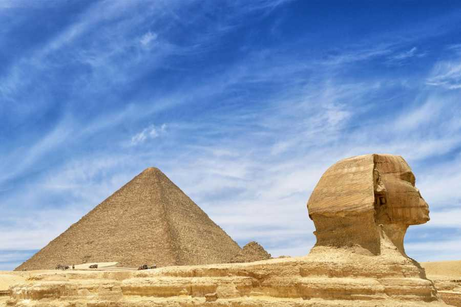 Marsa alam tours Cairo Tour from El Gouna  by Flight