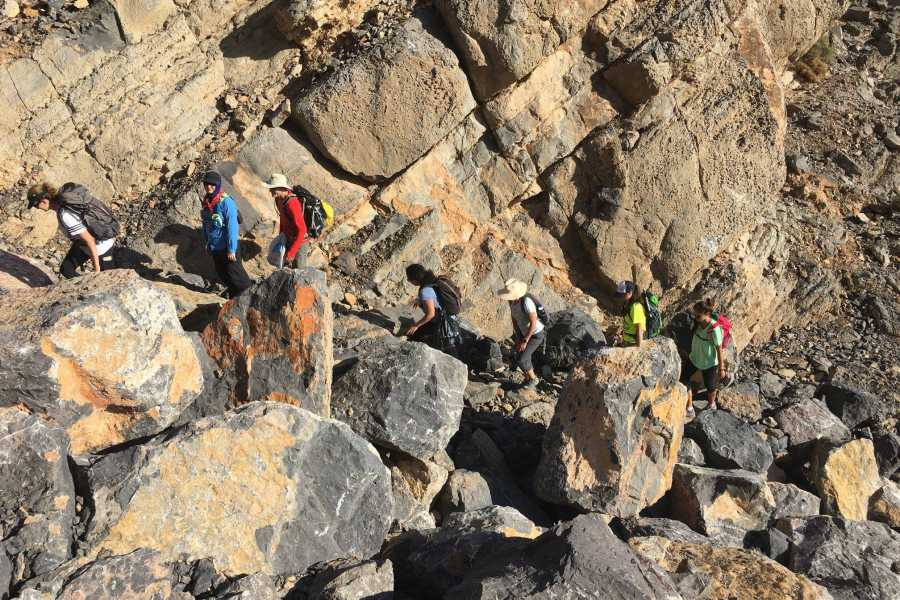 Adventurati Outdoor Jabel Jais Balcony Hike - UAE