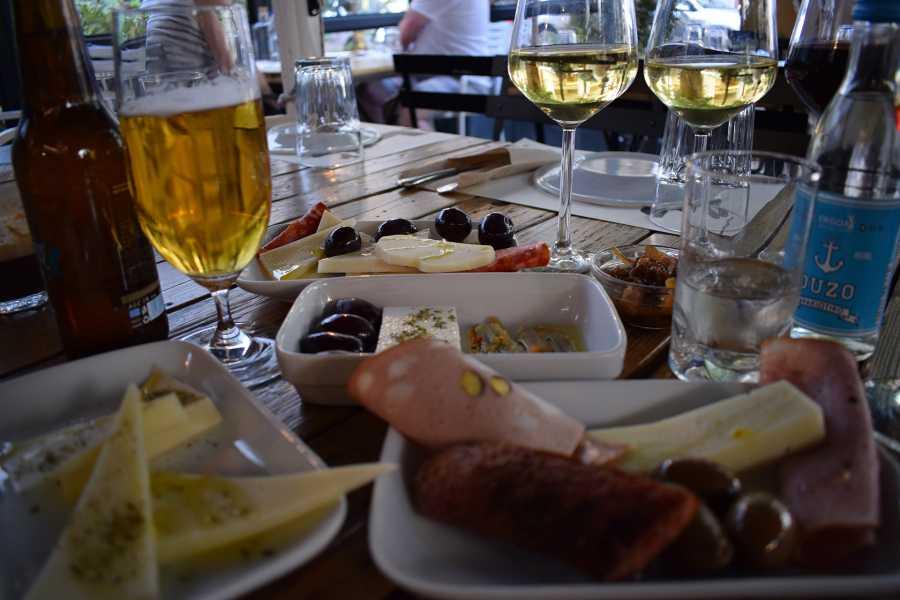 Grekaddict Tasting Greece Workshop in Athens