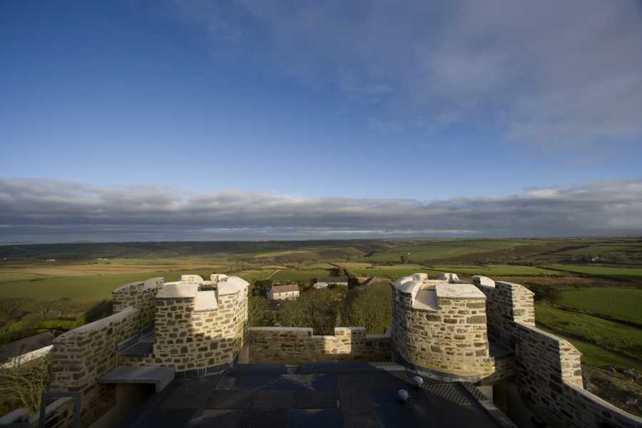 Cambria Tours Roch Castle - Two Night Luxury Break for Two
