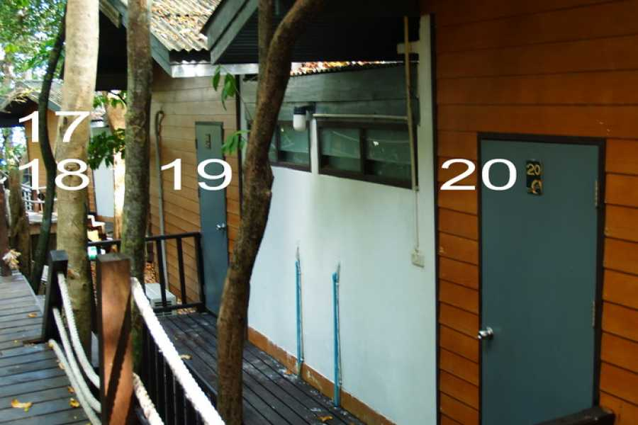 AMICI MIEI PHUKET TRAVEL AGENCY SURIN ISLAND IN TENT OR BUNGALOW-3 DAYS (AM166-AM171)