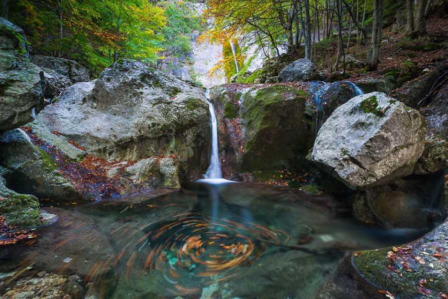 Wildlife Adventures Autumn colors in Abruzzo