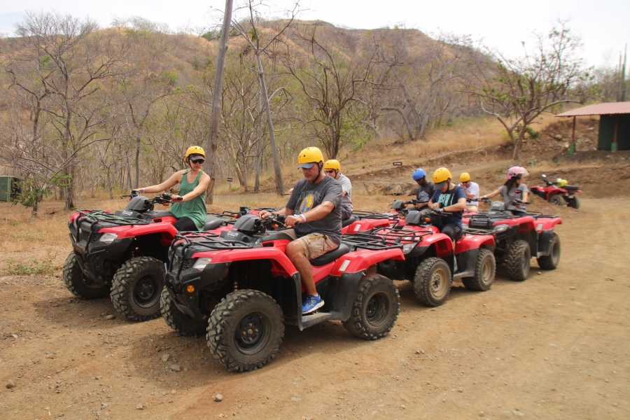 Krain Concierges Diamante ATV Sloth Discovery Tour