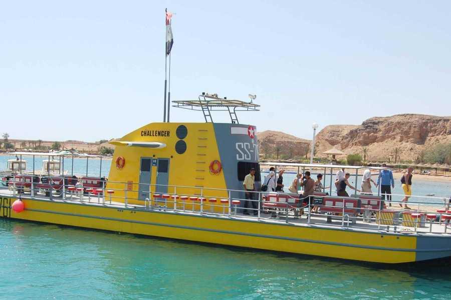 Marsa alam tours Panorama-U-Boot-Abenteuer von Sharm El Sheikh