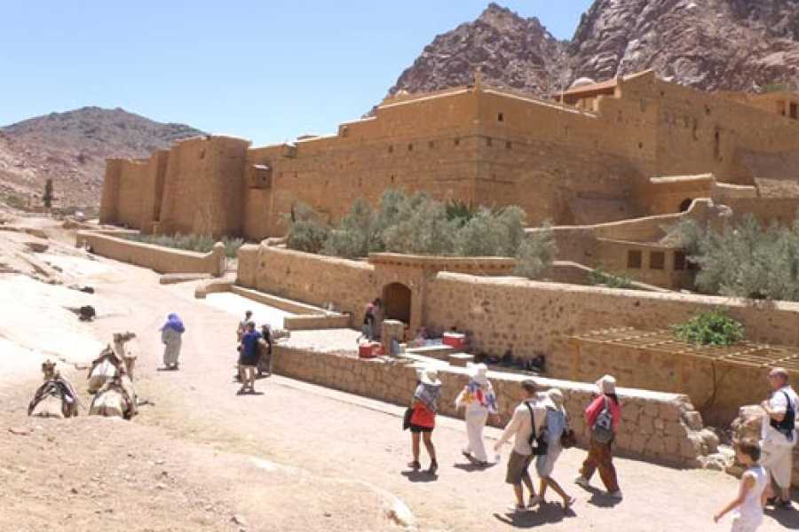 Marsa alam tours ST CATHERINE AND DAHAB TRIP FROM SHARM EL SHEIKH